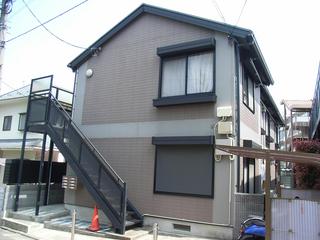 駒沢大学駅徒歩12分、賃料7.5万円(管理費2,000円)のロフト付アパートに秋が出ました!閑静な住宅街人気の東が丘の物件です!