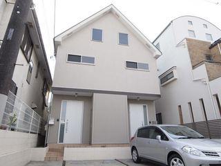 二子玉川に佇む築浅テラスハウス!1LDK+ロフト+駐車場が16万円で登場!