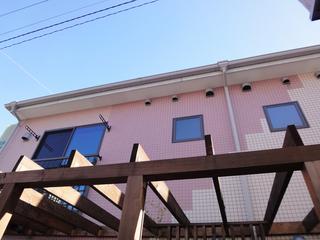 駒沢大学駅徒歩2分!2002年築の綺麗な1Kアパートに空き予定が出ました!角部屋2面採光!日当り良好です!