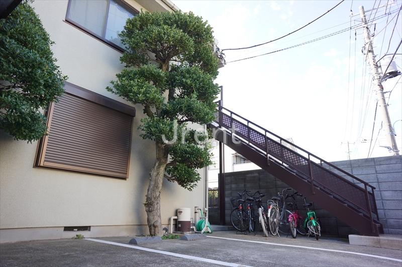 駒沢大学駅徒歩3分のとっても利便性の高いアパート@目黒区東が丘2丁目