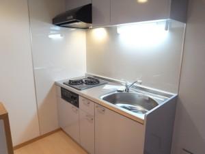 アスール阿佐谷203号室キッチン