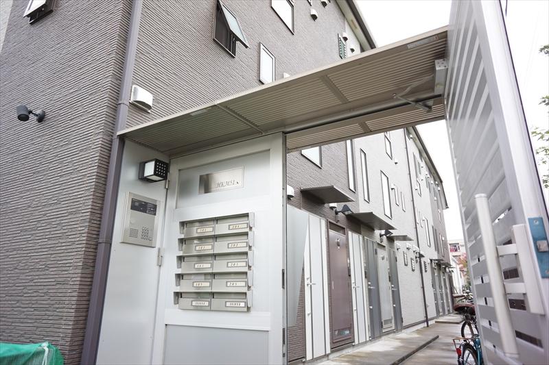 駒沢大学駅徒歩5分の築浅デザイナーズ@世田谷区上馬4丁目