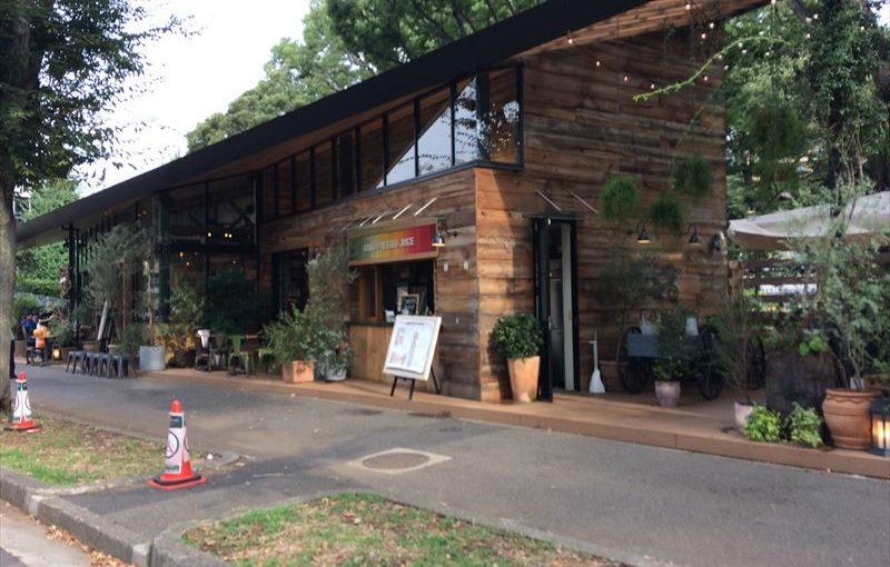 駒沢公園が私のテリトリー@世田谷区駒沢2丁目
