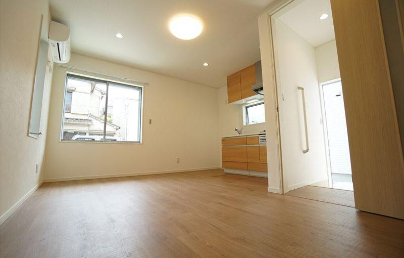 Luxury apartment in Ebisu. Part 1