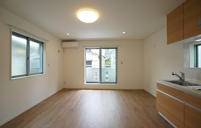Luxury apartment in Ebisu. Part 2