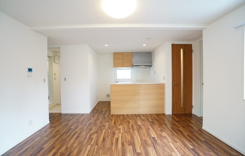Luxury apartment in Ebisu. Part 3